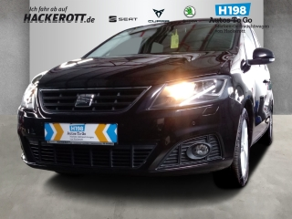 Seat: Alhambra Crono Plus 2.0 TDI Navi Kurvenlicht Rückfahrkam. AHK-klappbar LED-hinten LED-Tagfahrlicht